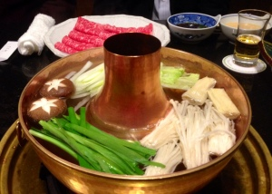 My Shabu Shabu meal